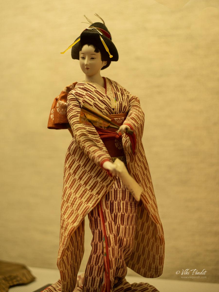 Handmade Oyama Doll