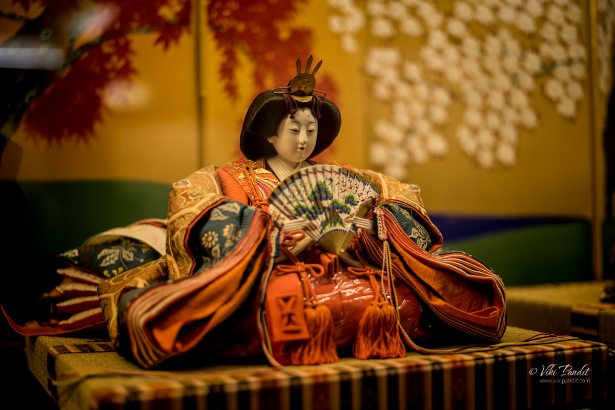 Traditional Hina Doll