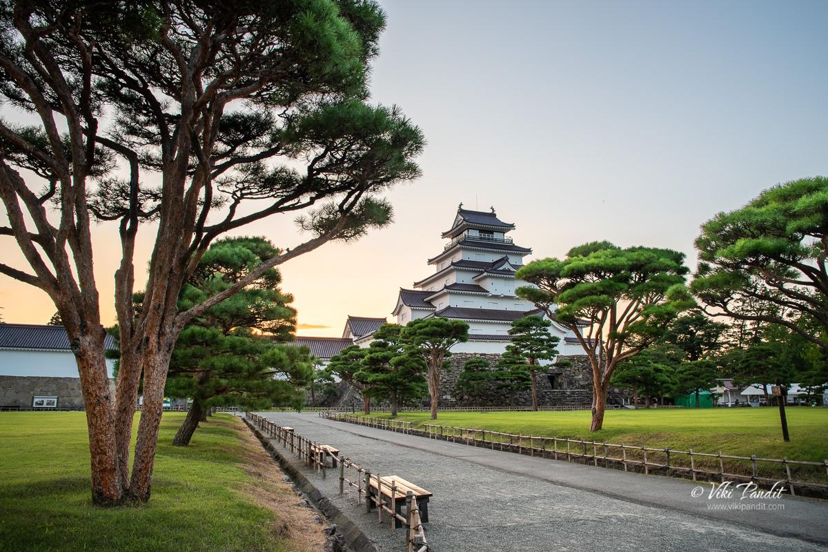 Tsuruga Castle Park