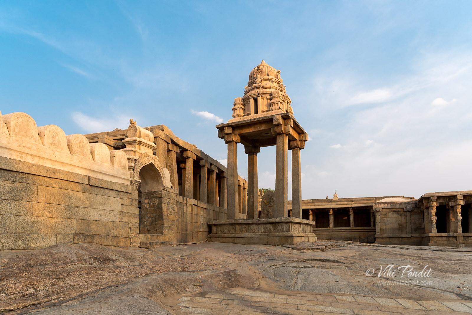 Hanuman Temple, Veerabhadra Temple