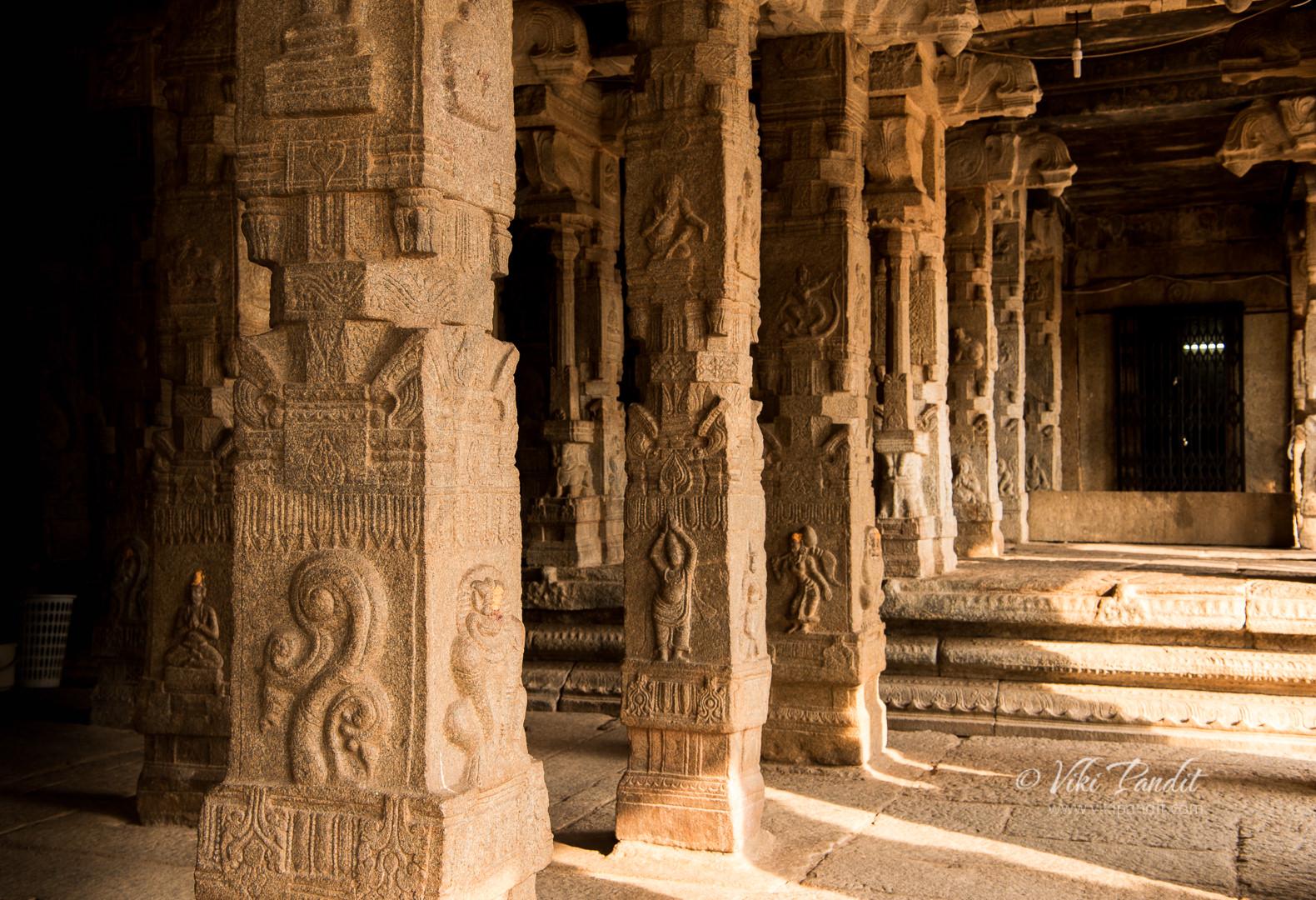 Mukh Mandap, Veerabhadra Temple