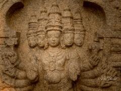 Brahma, Veerabhadra Temple