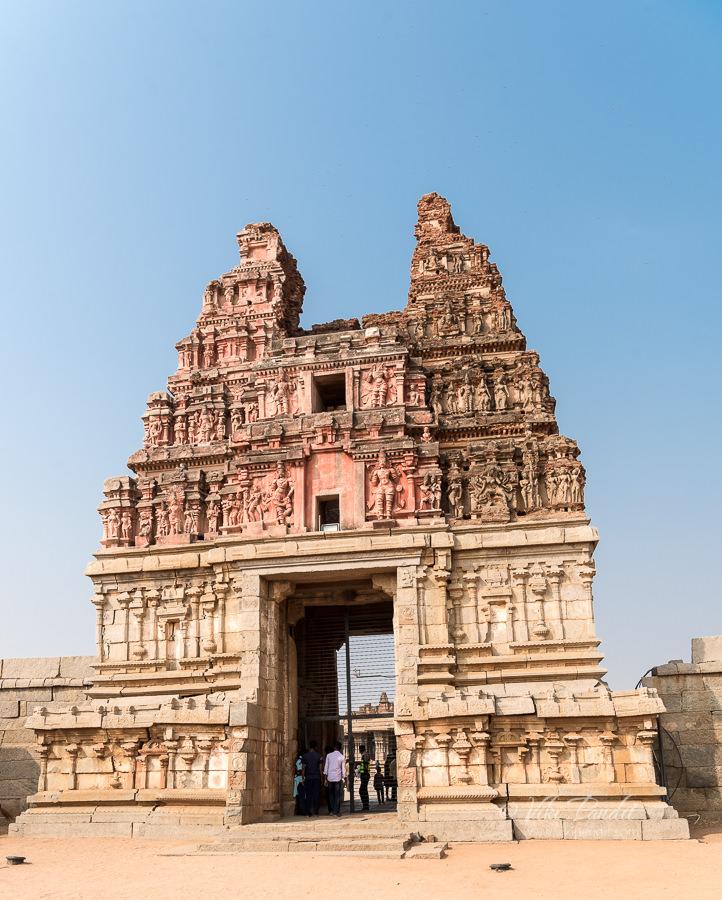 Vittala Temple Gopuram