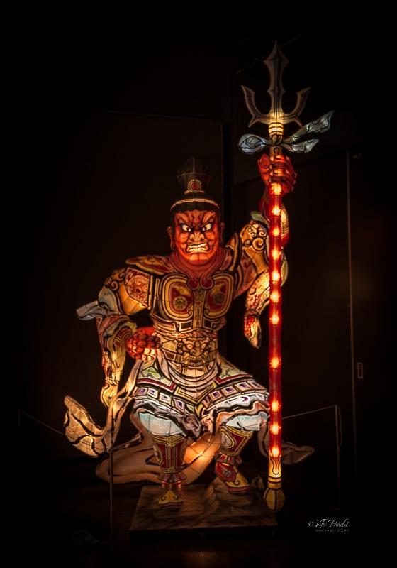 Nebuta Warrior Dolls