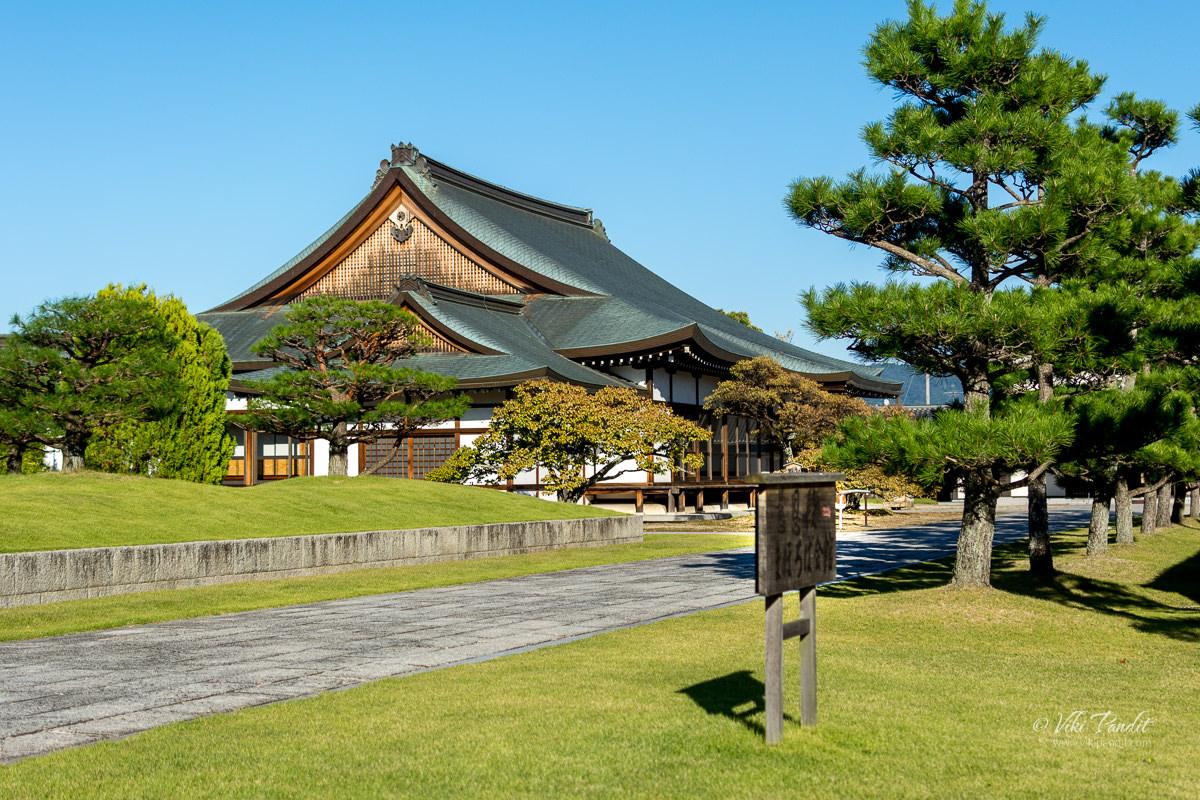 Genjo-Sanzoin-Garden