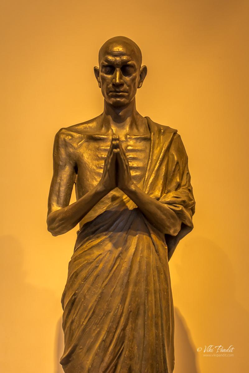 Arhat Statue at Yakushi-ji