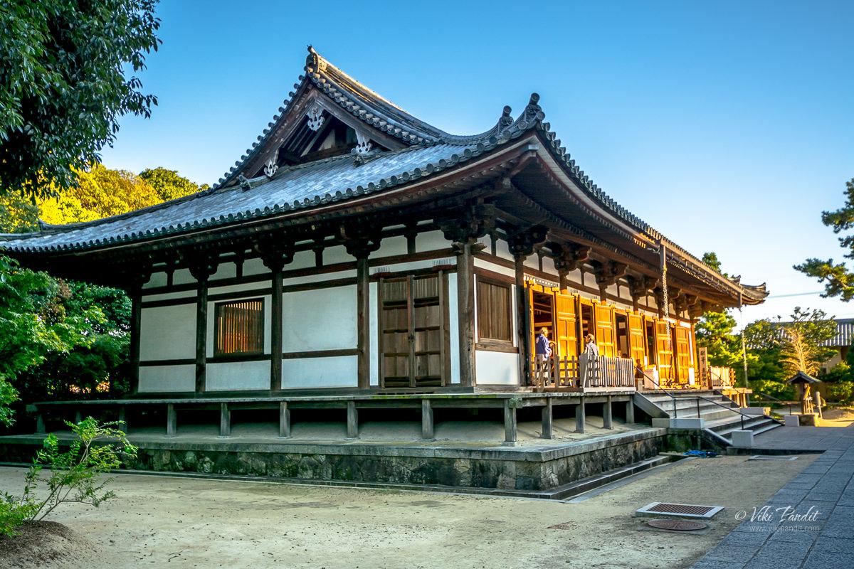 Toindo Hall, Yakushi-ji