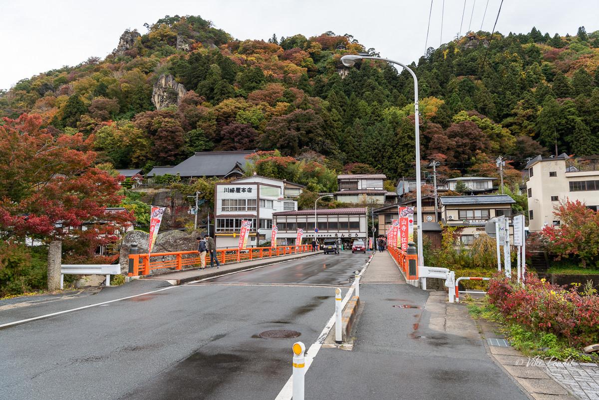 Bridge over Tachiya River