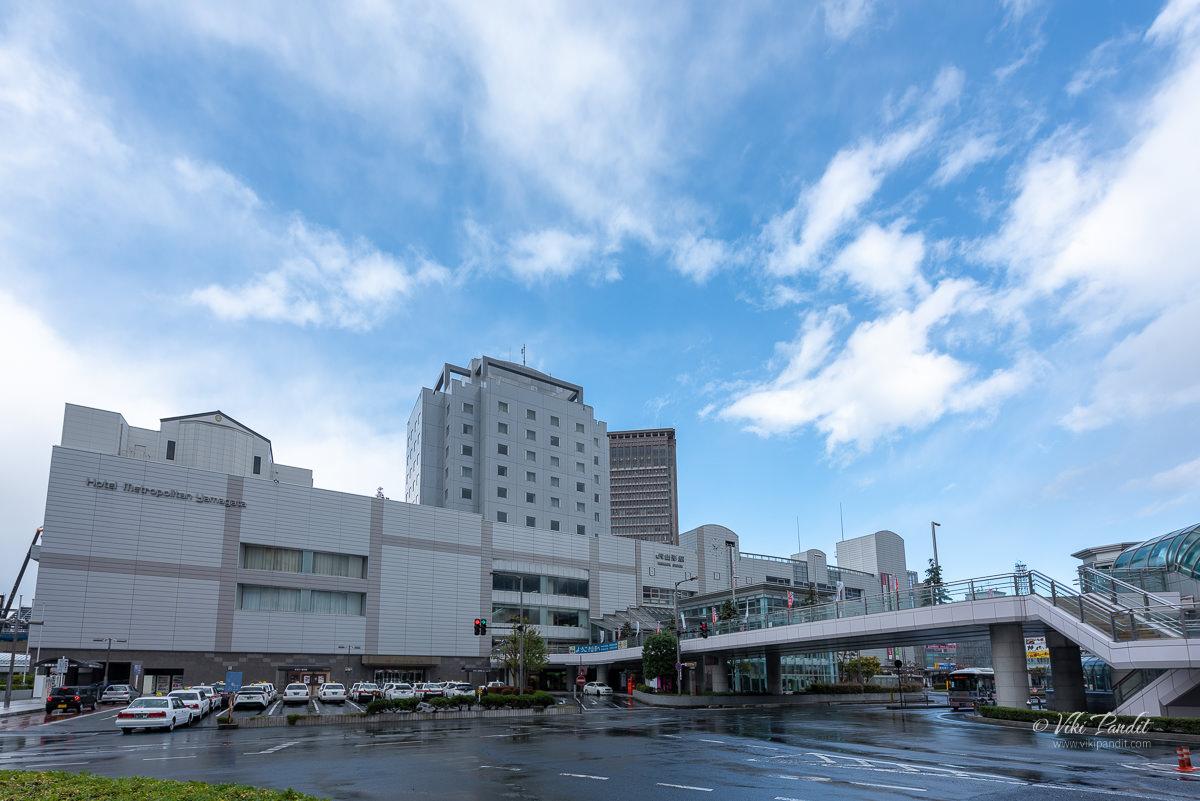 Yamagata Station