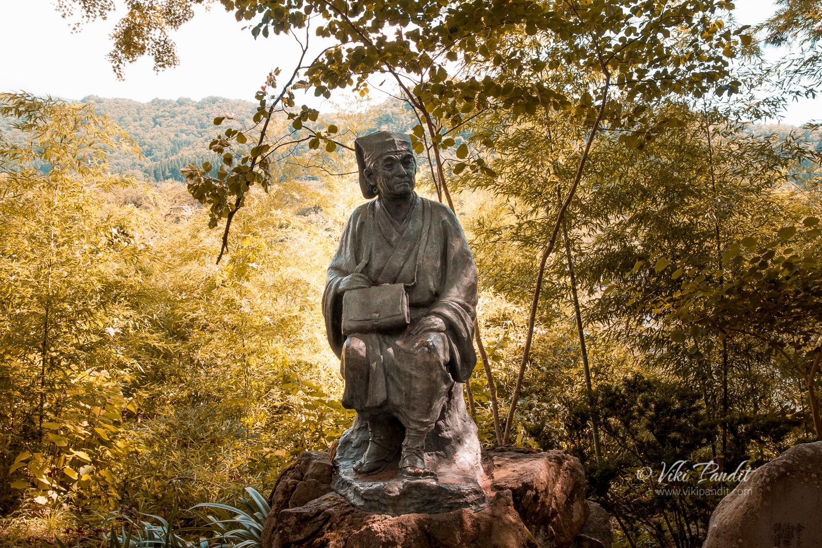 Matsuo Bashou, Yamadera
