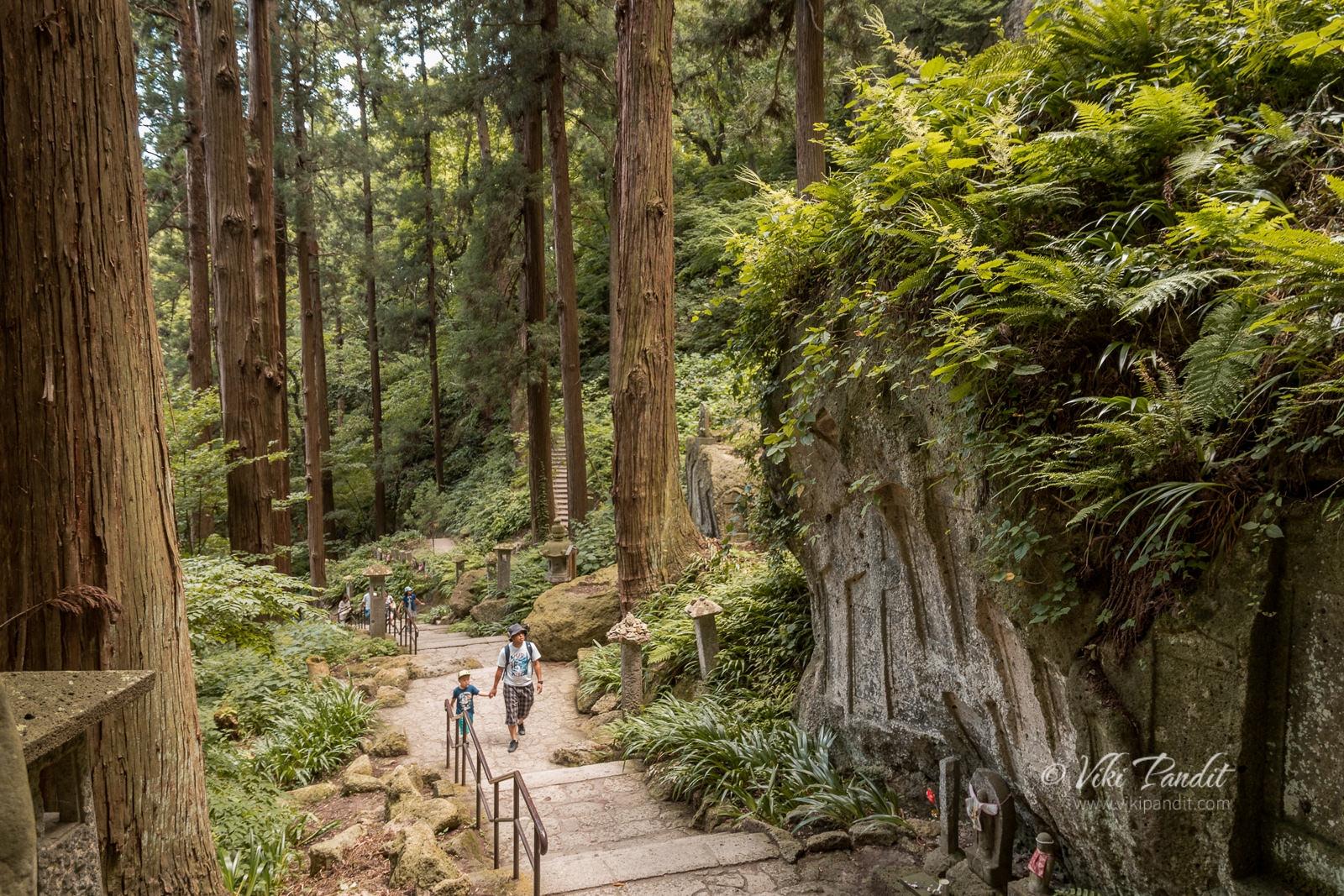 Yamadera Trail