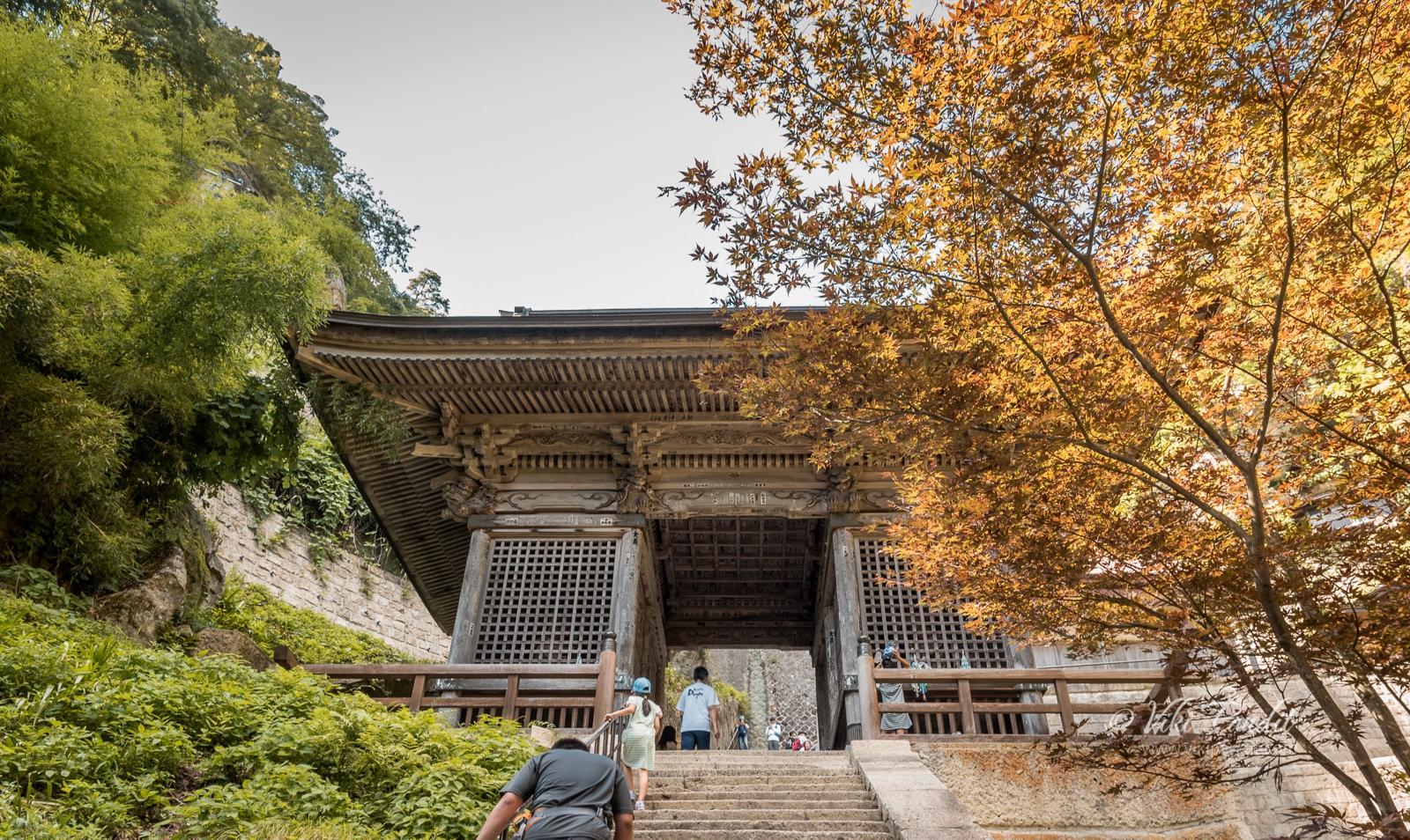 Niomon Gate, Yamadera