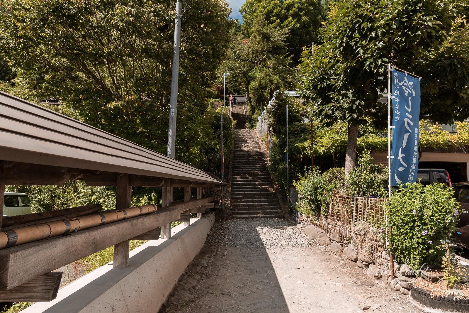 Yamadera Hike