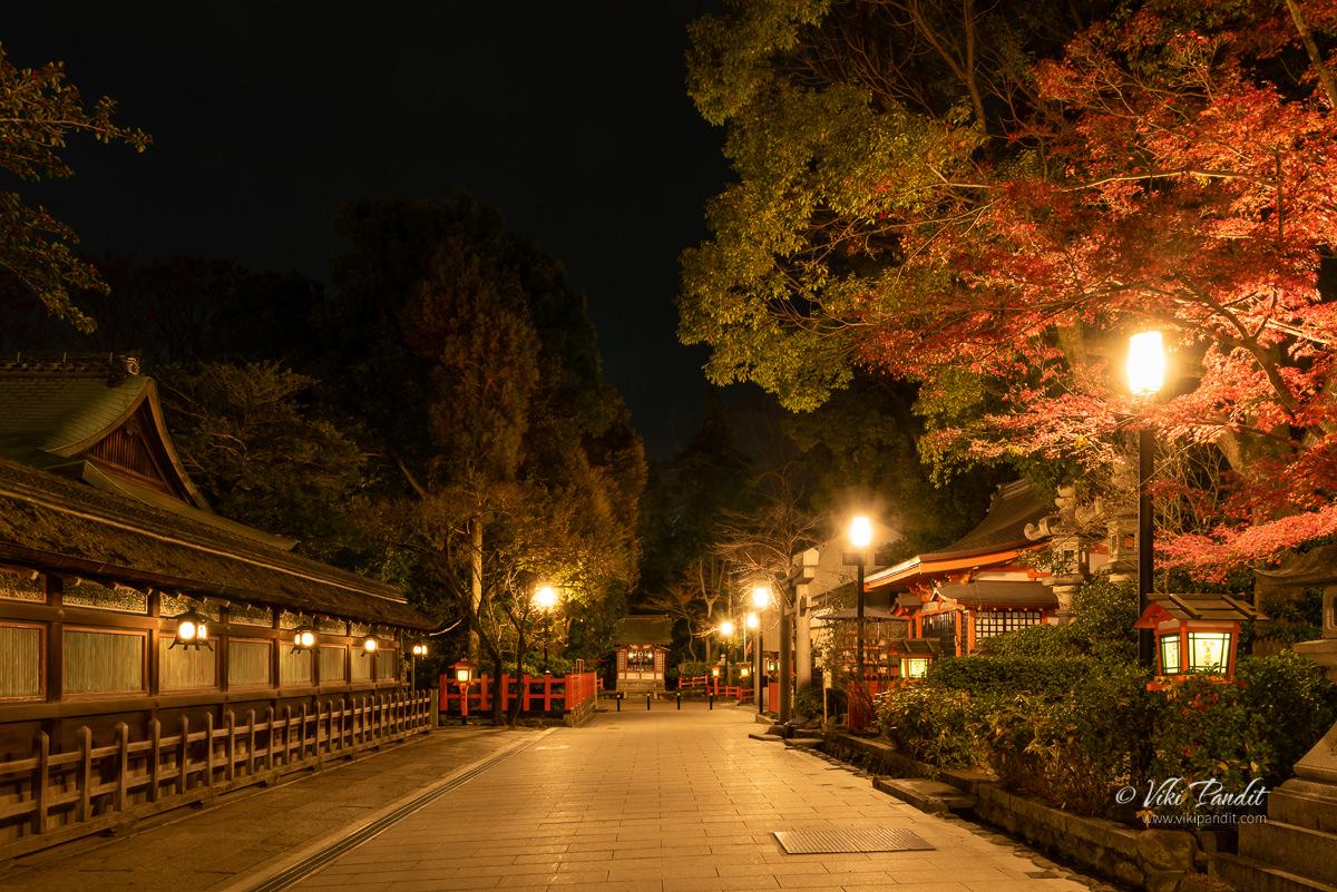 Yasaka Jinja Grounds