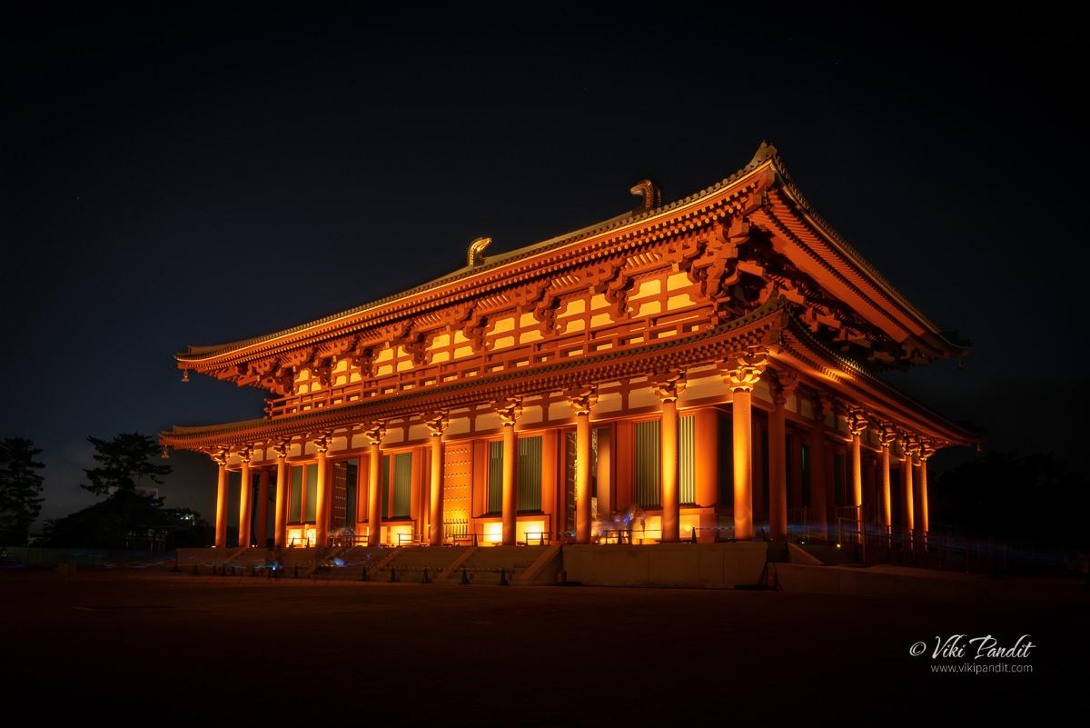 Kofuku-ji Temple in Nara
