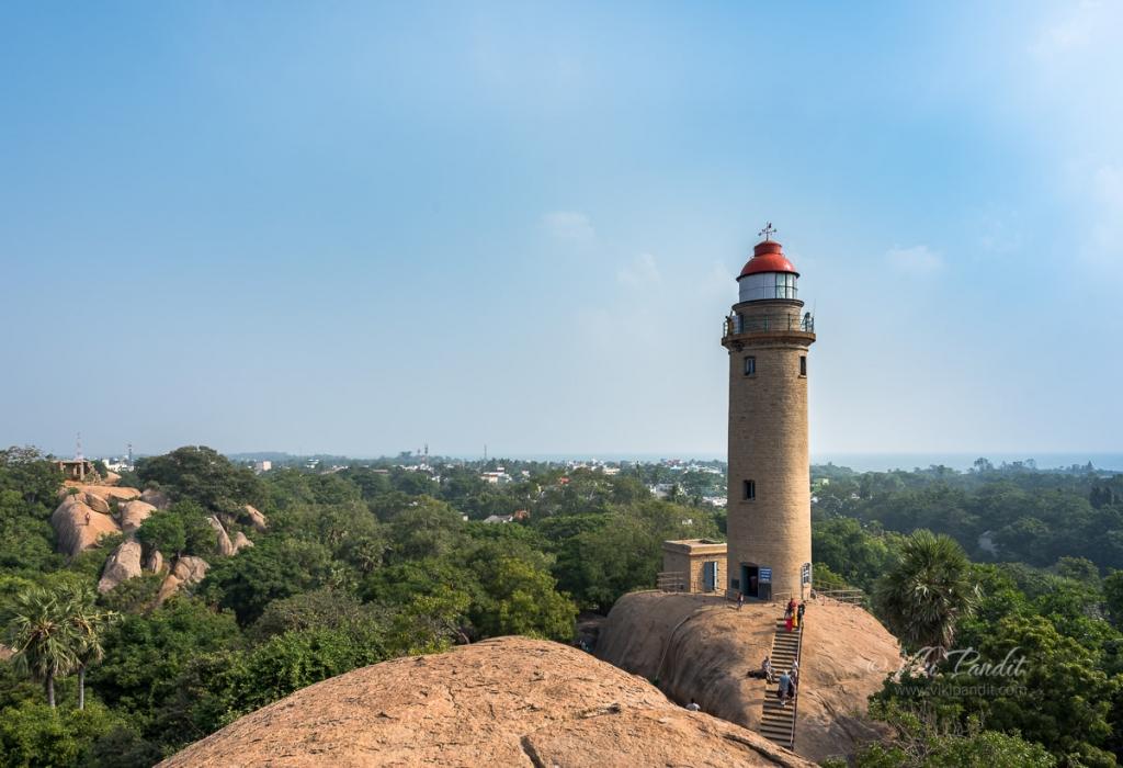 Mahabalipuram Lighthouse