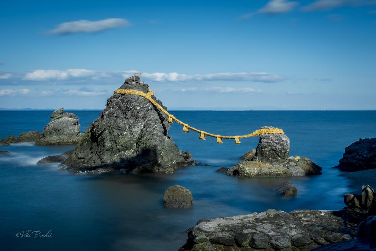 Married Rocks of Futami