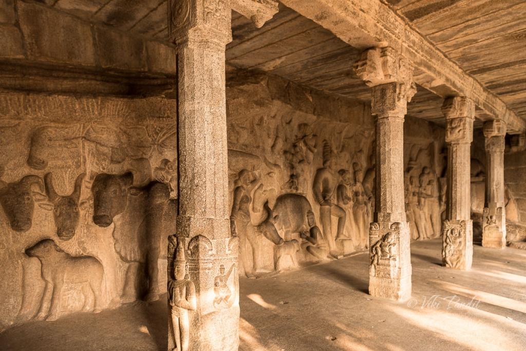 Monuments of Mahabalipuram