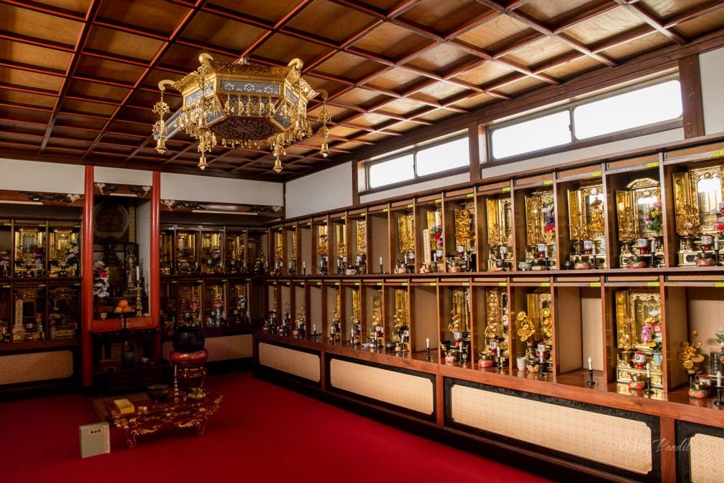 The Nangaku-ji Temple