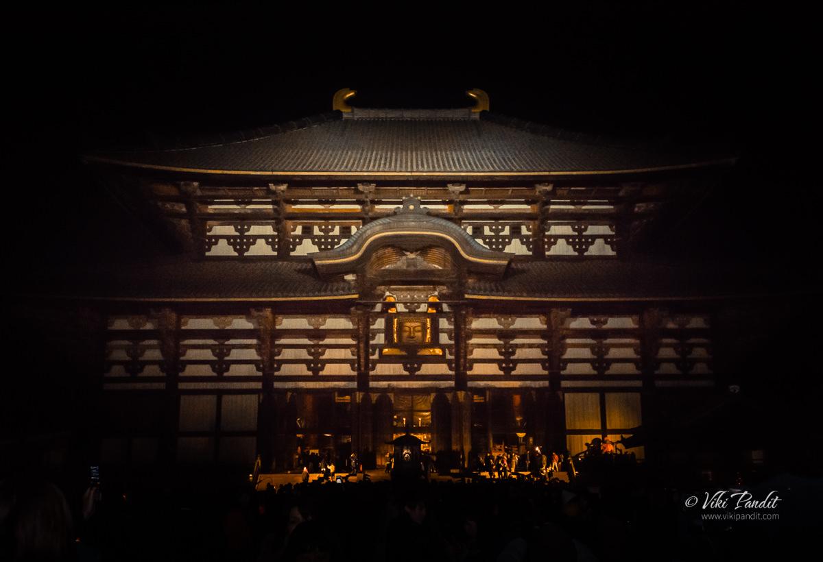 New Year at Todaiji