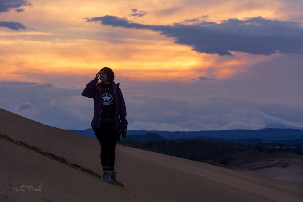 Sand Dunes of Tottori