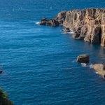 Sandanbeki Cliffs