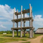 Watchtower at Sannai Maruyama Ruins