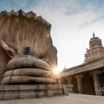 Veerabhadra Temple in Lepakshi
