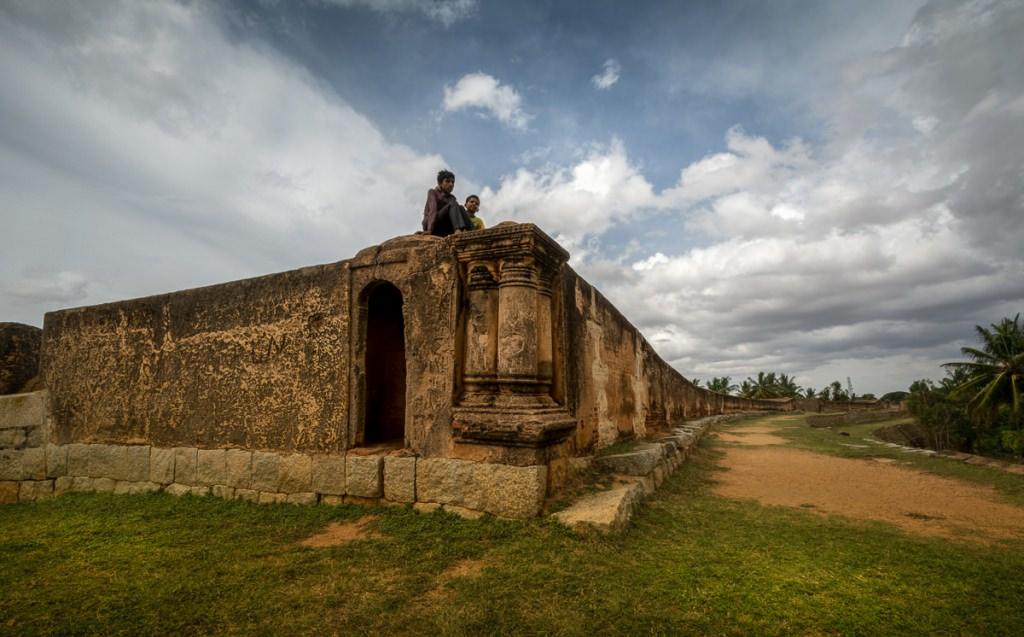 Photo walk at Devanahalli Fort