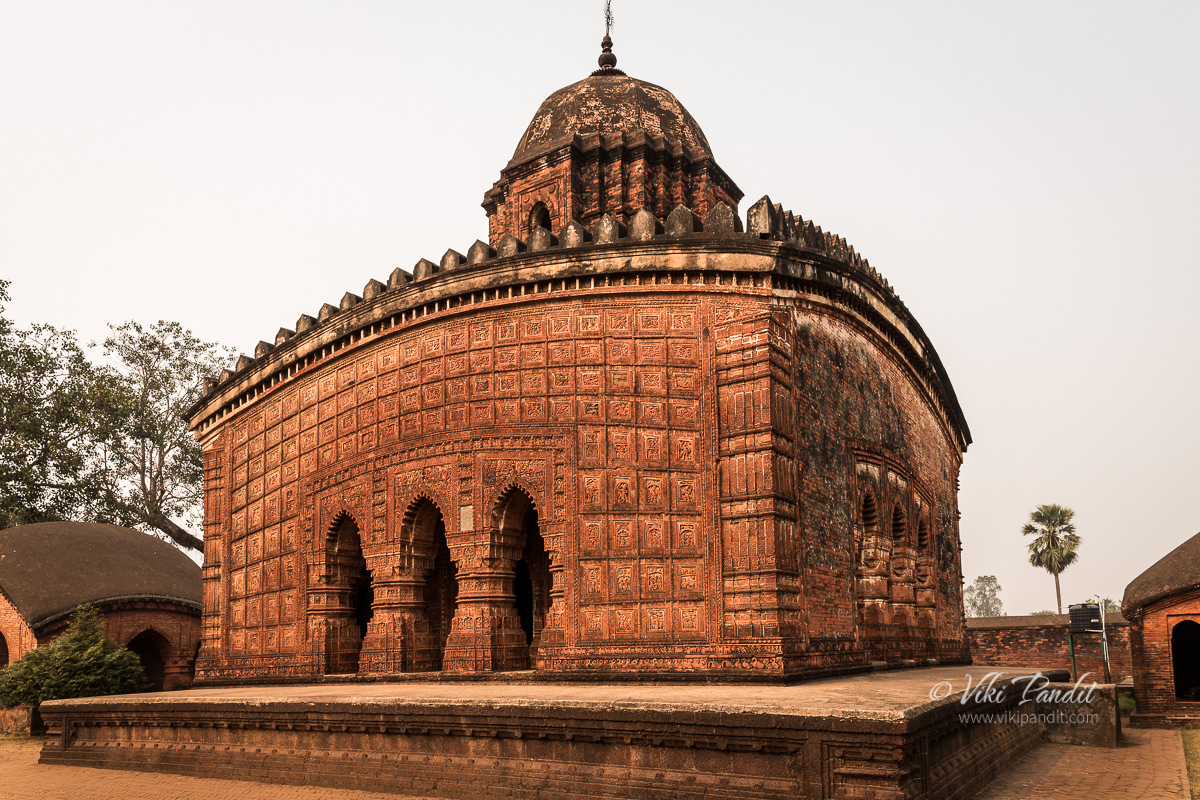 Terracotta temples of Bishnupur
